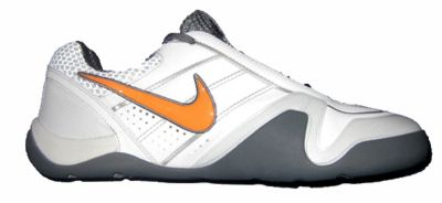 Nike Fencing Shoe - Inside edge shot