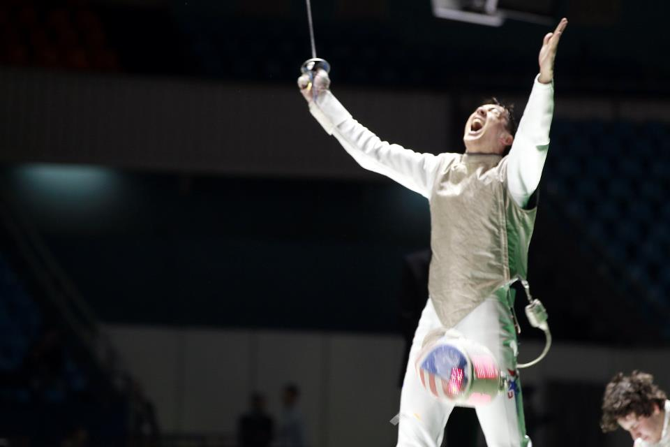 Alexander Massialas - Junior Men's Team Foil World Championships