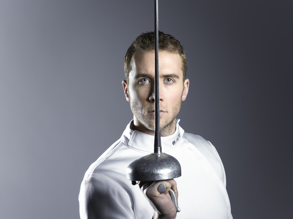 Soren Thompson - Men's Epee London 2012