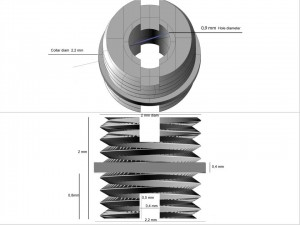 NEPS - New Epee Point Screws