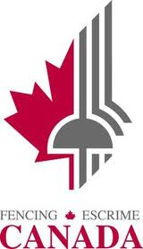 Canadian Fencing Federation logo