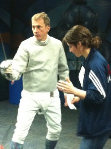Ron Clark Academy Fencing Demonstration