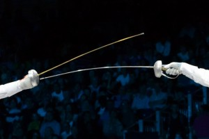 Fencing - Epee Training