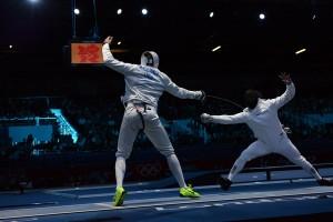 Seth Kelsey 2012 Olympics