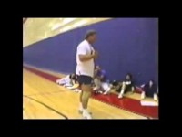 Ron Miller lectures on the simple attack at the 1992 Coaches College