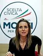Valentina Vezzali was elected to the Italian Parliament