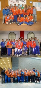 The University of Florida has had success at the USACFCs the past 3 years.