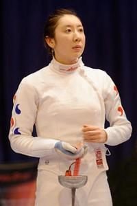 Shin Lam won gold in Rio