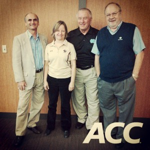 ACC Fencing coaches