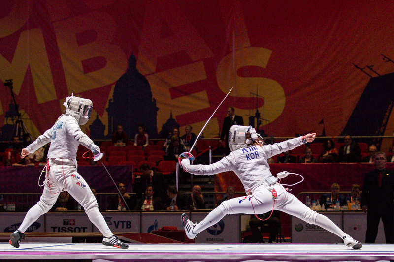 Women's Sabre Fencing