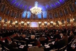 2013 FIE Congress and Centennial, Paris.