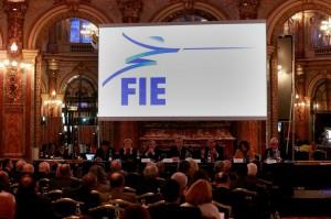 New FIE Logo