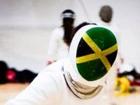 Jamaican Fencing Mask