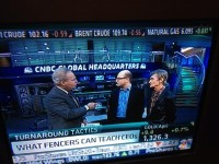 Columbia University coaches on CNBC's Power Lunch