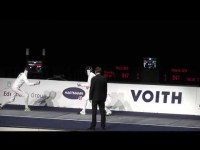 Gold medal match - 2014 Heidenheim Mens Epee World Cup