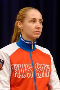 Violetta Kolobova Fencing