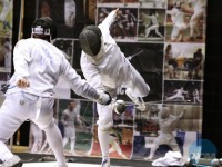 Men's Epee NCAA Fencer: Brian Ro