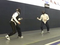 Epee Footwork