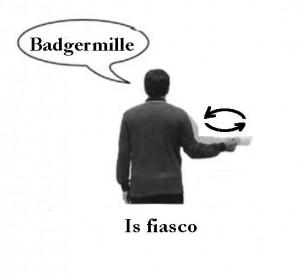Badgermille is a new site dedicated to helping fencing referees practice with online video.