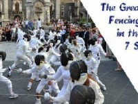 fencingmob - the fencing flash mob