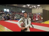 Videos of interviews with the US Men's Foil Team