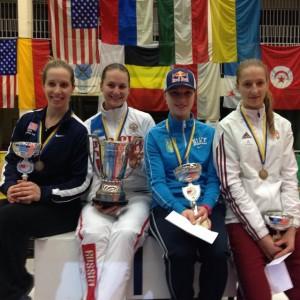 Individual Medal Finish at Gent
