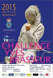 2015 Challenge Yves Brasseur Poster