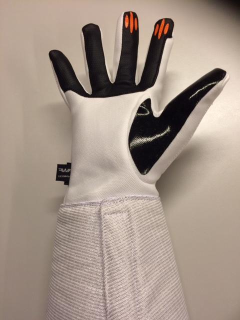 FWF Safety Gel FIE Sabre Glove Palm