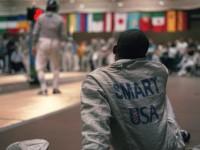 Keeth Smart Sabre Fencer