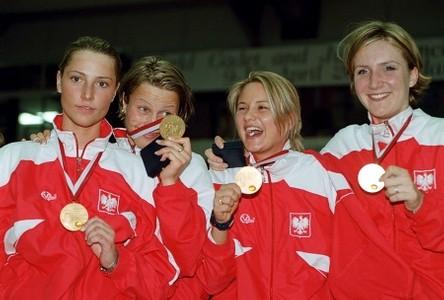 2003 Polish Women's Foil Team - World Champions