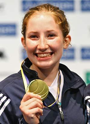 Rebecca Ward - Women's Sabre World Champion