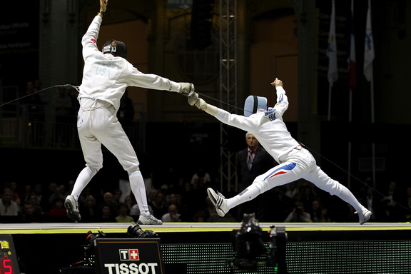 Photo S.Timacheff / FencingPhotos.com