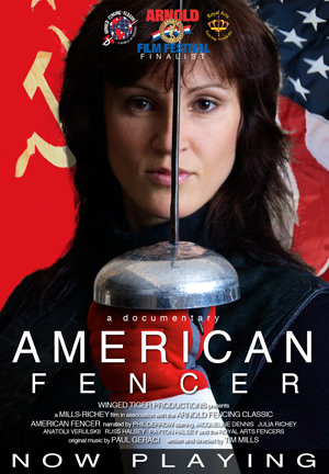 American Fencer Movie Poster