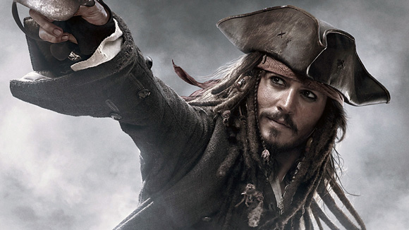 Jack Sparrow - Pirates of the Caribbean