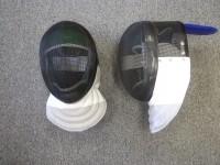 Foil Mask with Conductive Bib