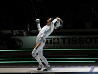 Can scoring streaks or going on a hot streak be confirmed?  Photo: S.Timacheff/FencingPhotos.com