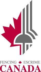 Canadian Fencing Federation logo