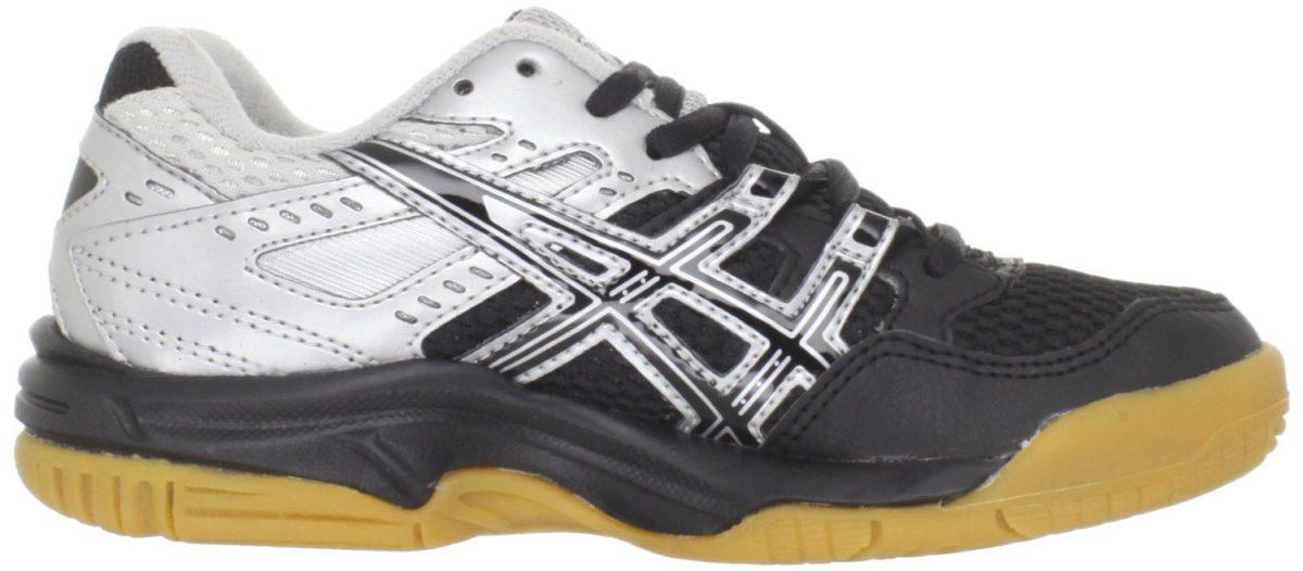 asics squash schoenen