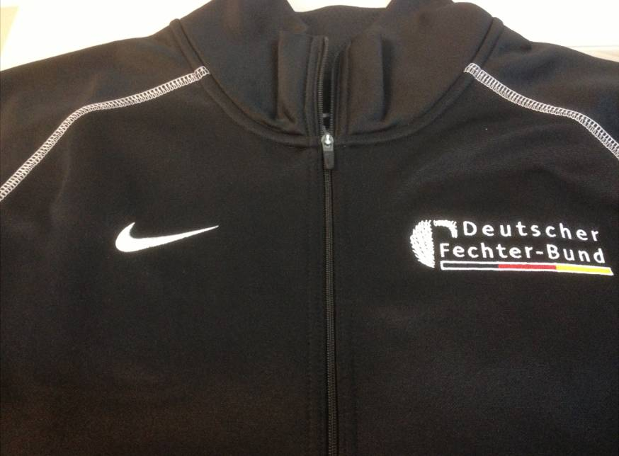 Nike Fencing will outfit the German Junior and Senior teams.