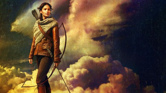 Catching Fire promotional poster