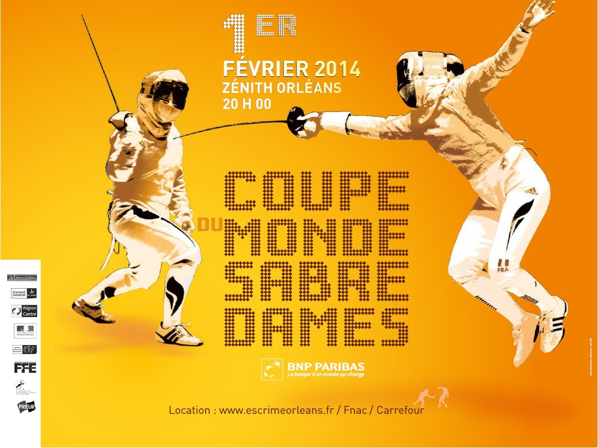 Orleans Womens Sabre Grand Prix 2014