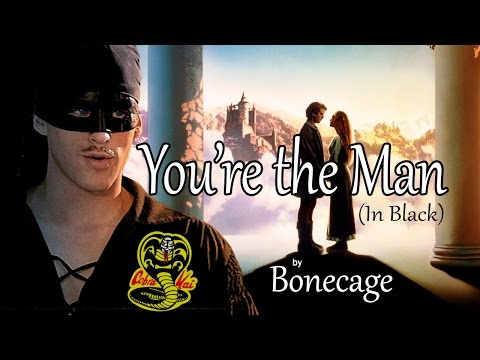 Princess Bride Video Parody Music Video