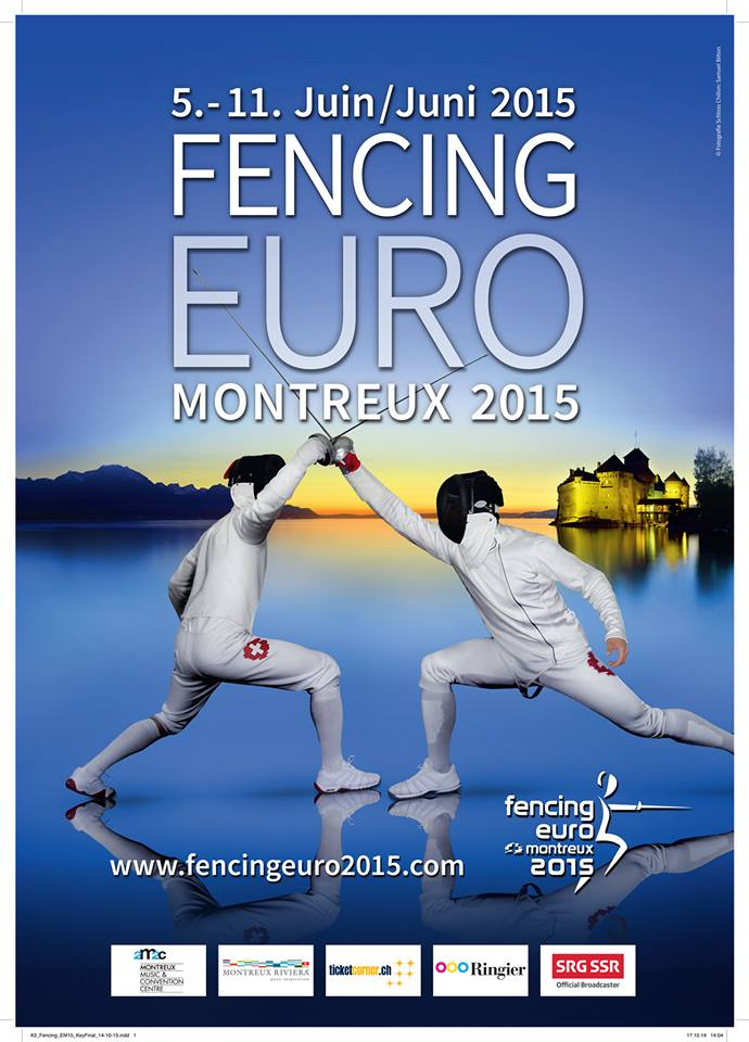 2015 European Fencing Championships