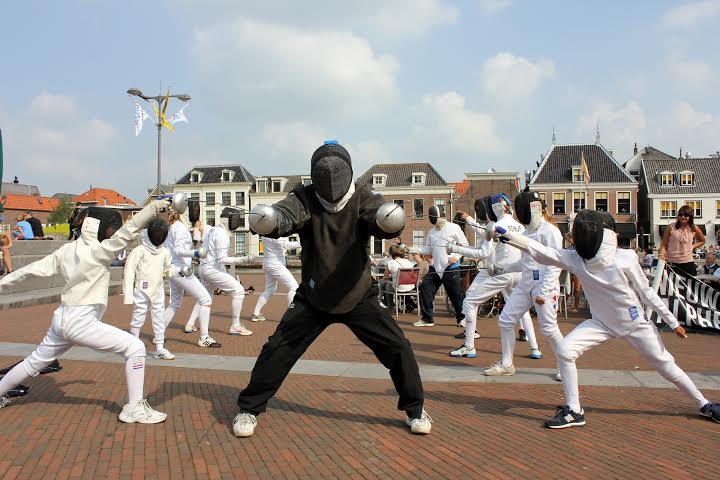 fencingmob