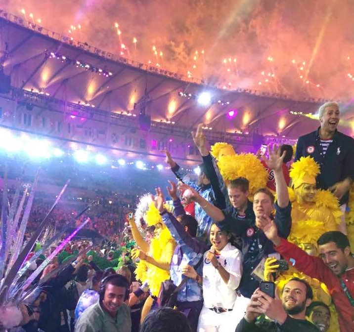 Rio Olympics Closing Ceremonies