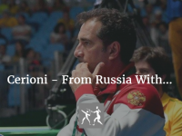 Cerioni out as Russia's Foil Coach