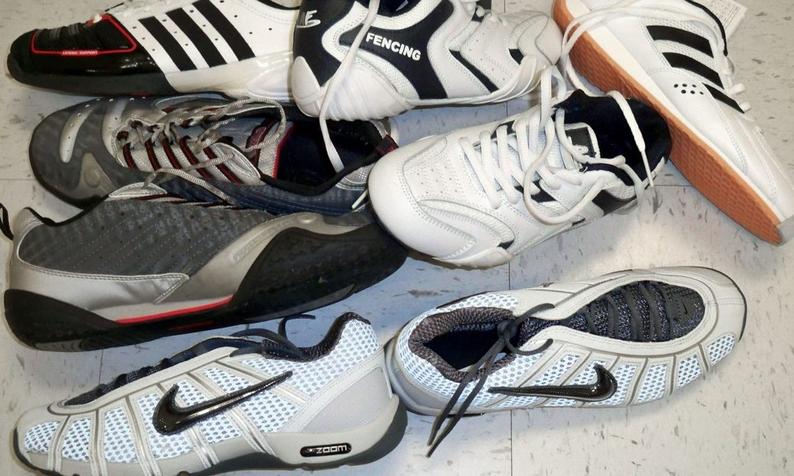a40299b488 Just what are the best shoes for fencing and what type of shoes should you  get  Do you need the high-end fencing shoes