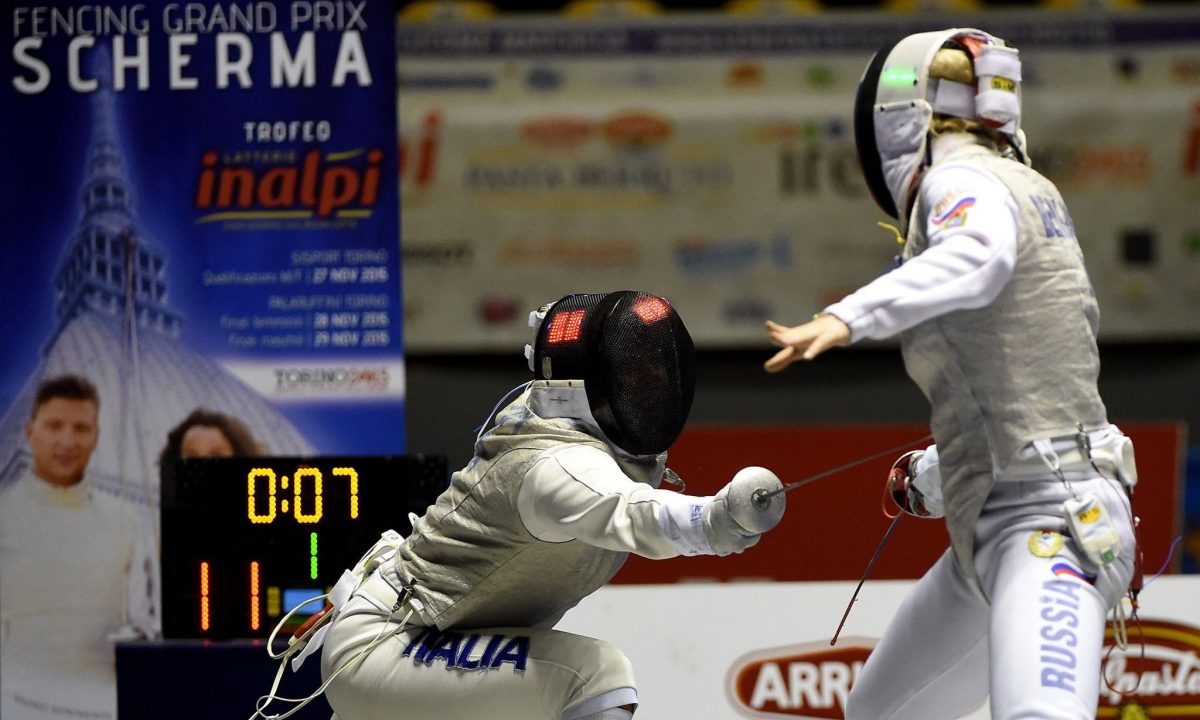 2016 Turin Grand Prix of Foil Fencing