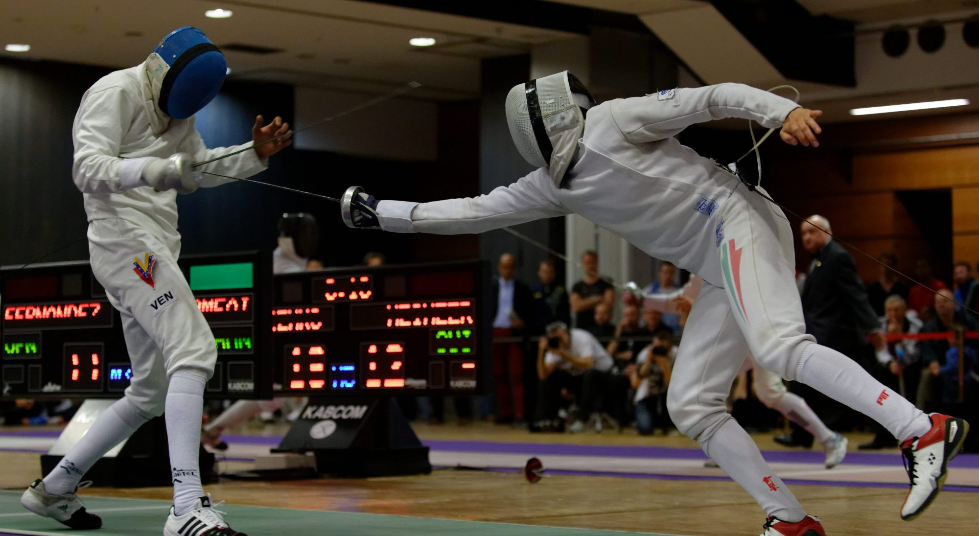 Image result for fencing tournament