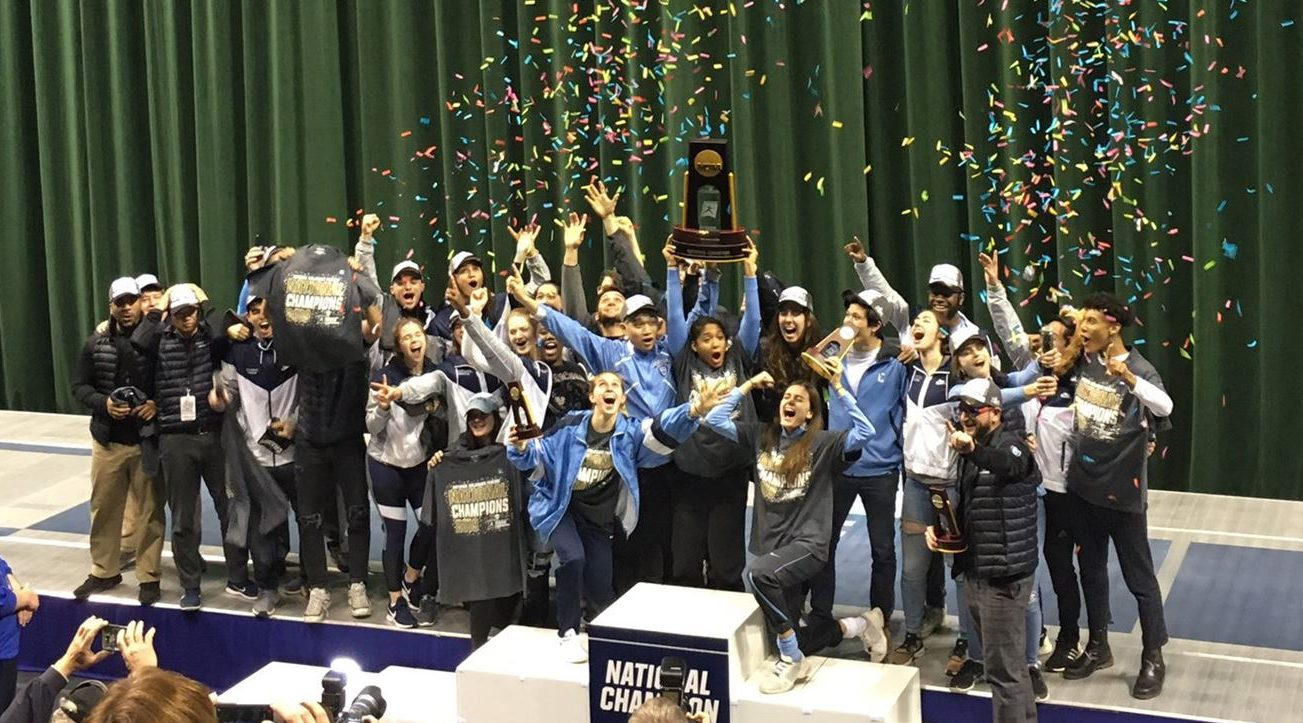 Columbia Crowned National Champions For 16th Time At Ncaa